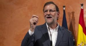 Rajoy a lo suyo