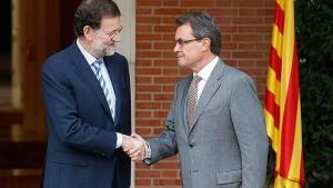 Rajoy con Mas.2