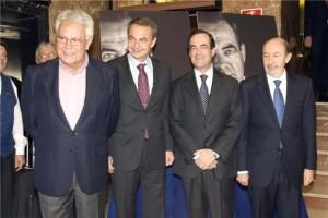 Gonzalez_Zapatero_Bono_Rubalcaba
