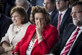 Rita Barberá_preocupada