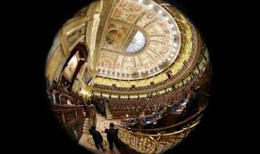 esfera en el Parlamento