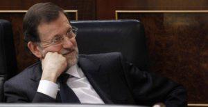 Rajoy y el aceite de ricino