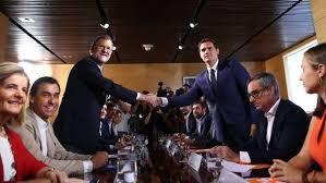 Rajoy en pacto con Ciudadanos.1