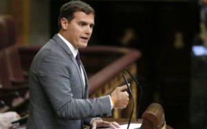 Rivera pide un candidato viable al PP
