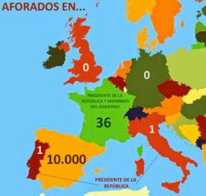 aforados-en-europa