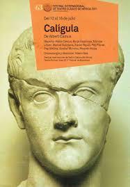 Calígula, crítica teatral