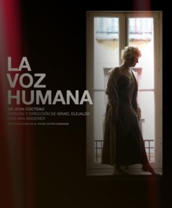 La voz humana, crítica teatral