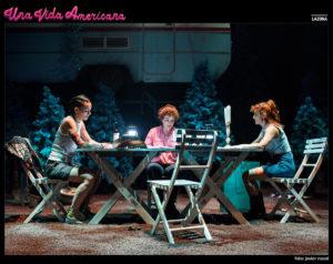 Una vida americana, crítica teatral