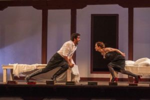 Desengaños amorosos, crítica teatral