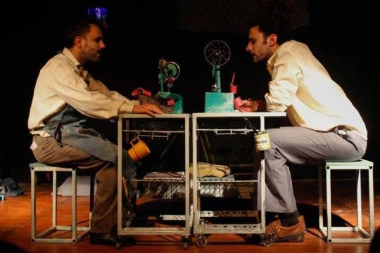 Brasita, perro Chagualo; crítica teatral