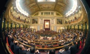 La política en España es como el café