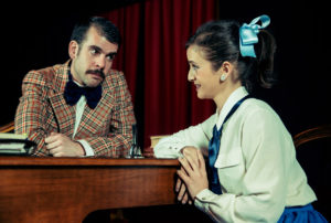La lección, crítica teatral