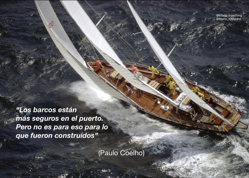 Barcos para navegar