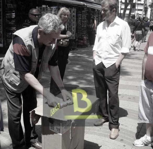Juego de trileros en el caso Bankia
