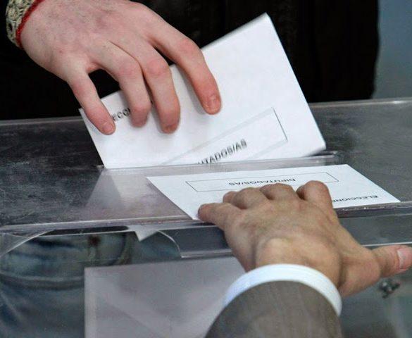 Elección en democracia por una mayoría incompetente por encima de una minoría corrompida