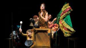El desguace de las musas, crítica teatral