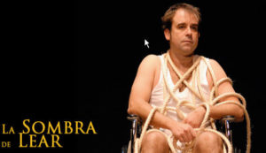 La sombra de Lear, crítica teatral