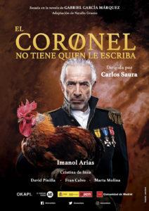 El coronel no tiene quien le escriba, critica teatral