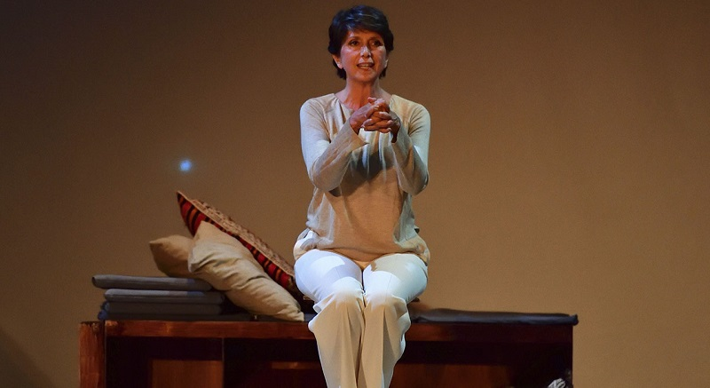 A Margarita, crítica teatral