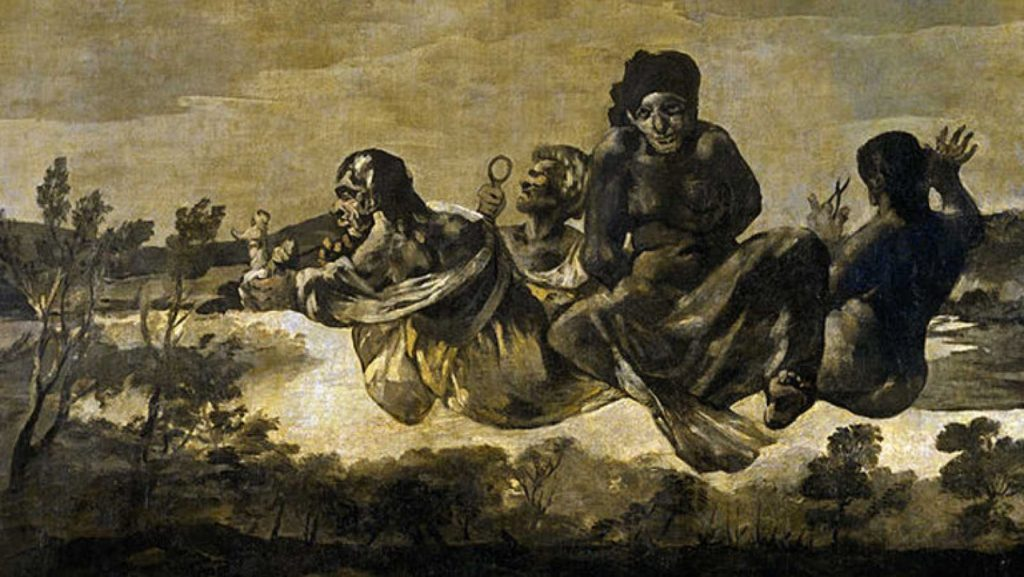 Monsieur Goya, una indagación; crítica teatral
