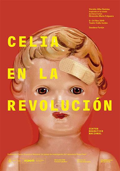 Celia en la revolución, crítica teatral