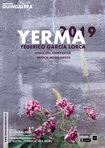 Yerma 2019, crítica teatral