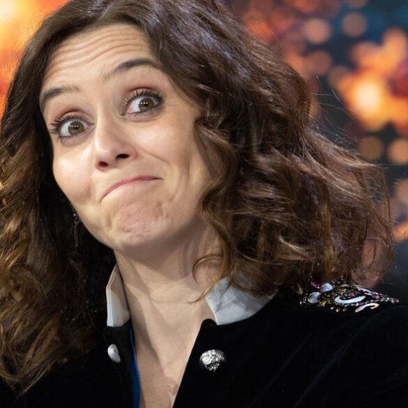 De un, presunto, levantamiento de bienes a presidir la Comunidad de Madrid