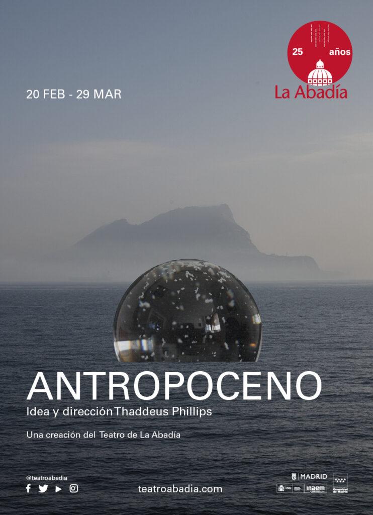 Antropoceno, crítica teatral