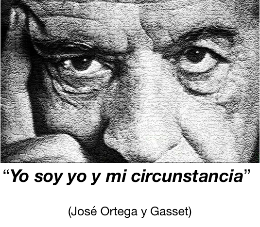 Ortega, el yo y sus circunstancias