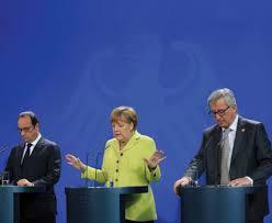 Merkel habla