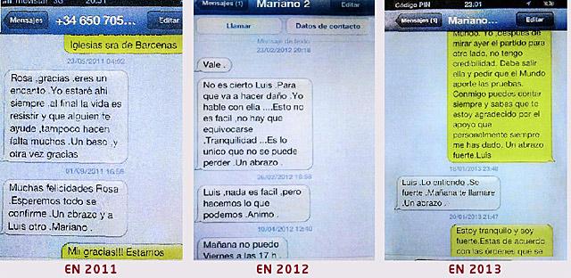 SMS_Rajoy_Barcenas