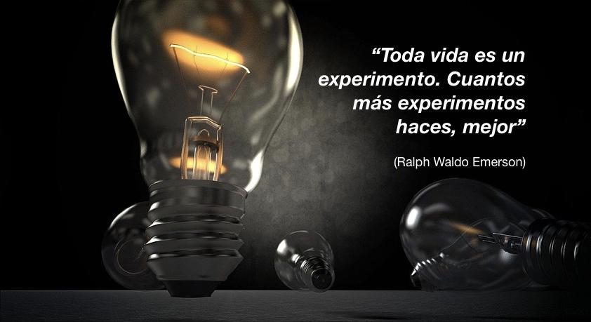 La vida como experimento