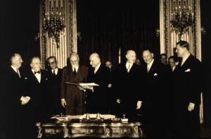 firma_18 abril 1951 CECA