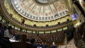 esfera en el Congreso