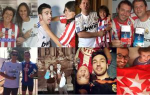 atleticos y madridistas