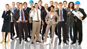 personas en las empresas
