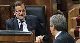 Rajoy con Homs