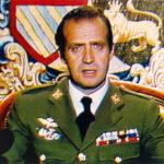 Juan Carlos I la noche del 23-F