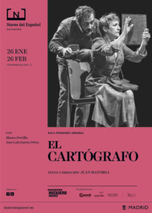 El cartógrafo, crítica teatral