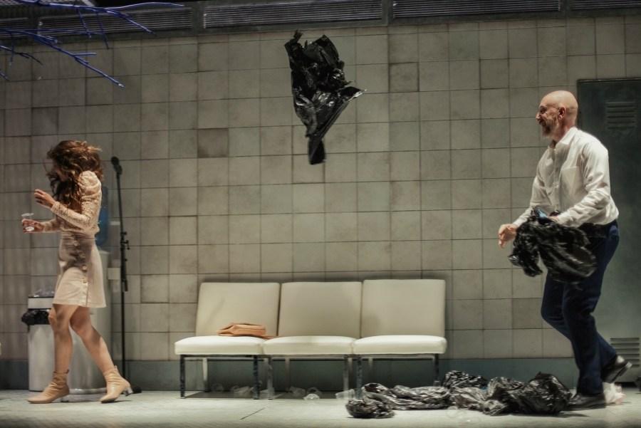 Blackbird, crítica teatral
