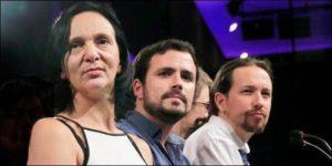 Pablo Iglesias, 'tocado' por el conflicto catalán