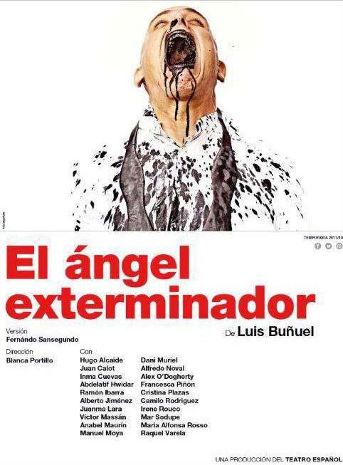 El ángel exterminador, crítica teatral