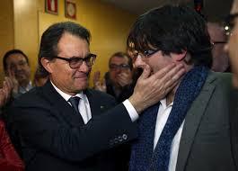 La pasión de Puigdemont