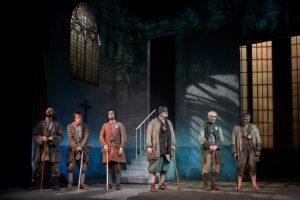 El concierto de San Ovidio, crítica teatral
