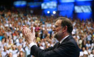 El PP pasa página de Rajoy con un portazo sobre SSS