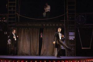 Lehman Trilogy, crítica teatral