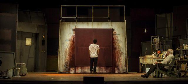 Rojo, crítica teatral