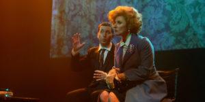Shock (el cóndor y el puma), crítica teatral