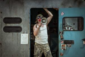 Jerusalem, crítica teatral