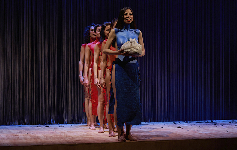 Naufragios de Álvar Núñez, crítica teatral